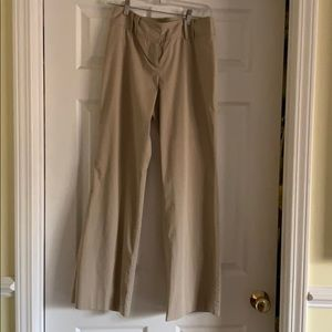 Lift khaki pants size 2